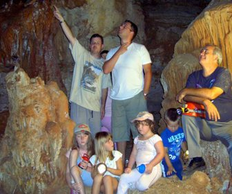Avery Ranch Cave